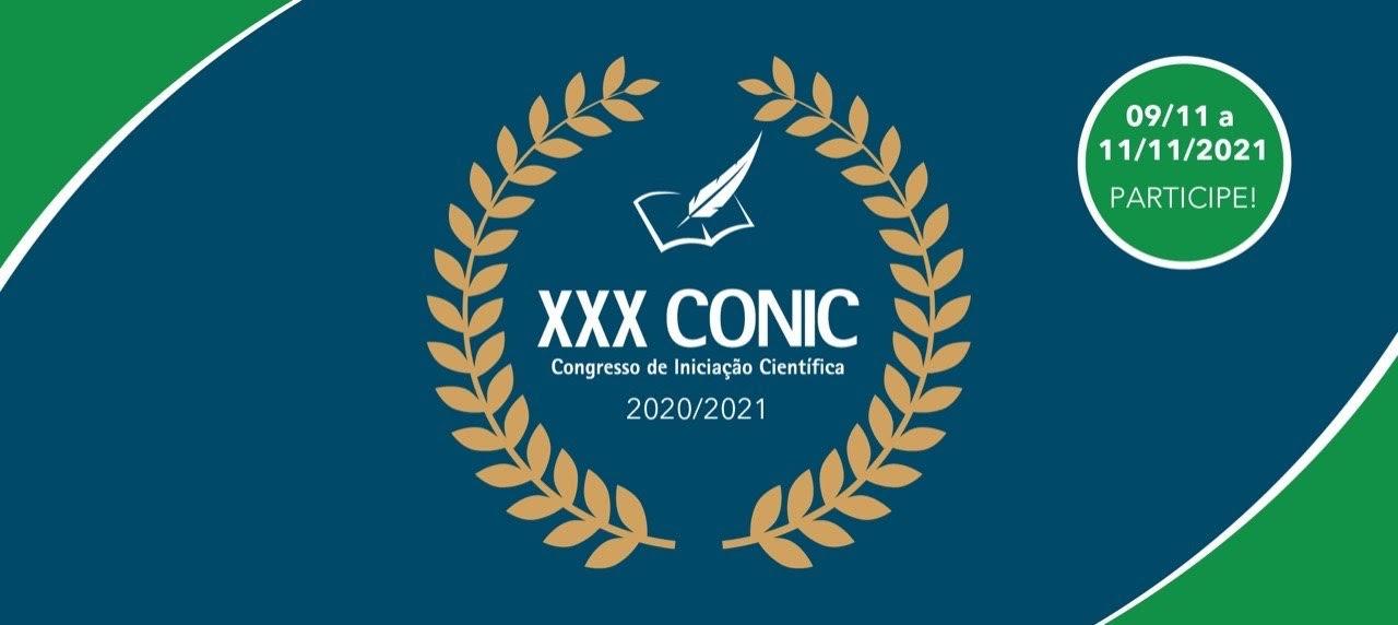 XXX Congresso de Iniciação Científica da UFAM